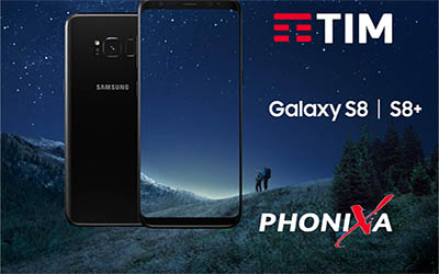 Samsung Galaxy S8 | S8+. Da oggi rateizzabile in bolletta!
