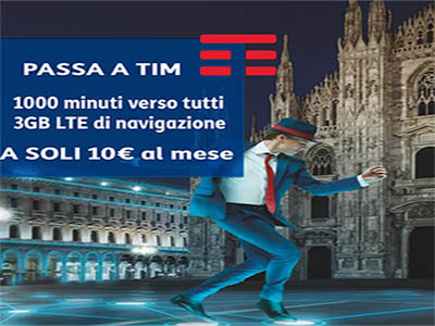 Passa a Tim con Tim Special Extra New