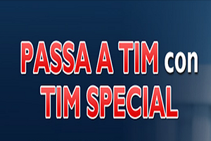 Tim Special Super: minuti illimitati e 8GB a 7 euro