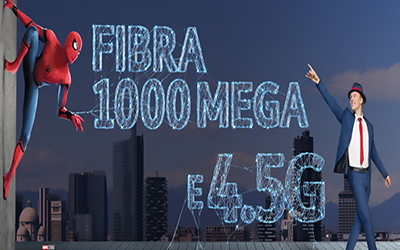 Tim Smart Fibra e Mobile Limited Edition