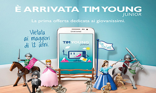 Nuove Tim Young Junior e Tim Young Junior pack