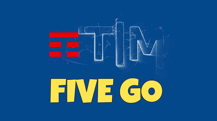 Passa a Tim con Tim Five Go
