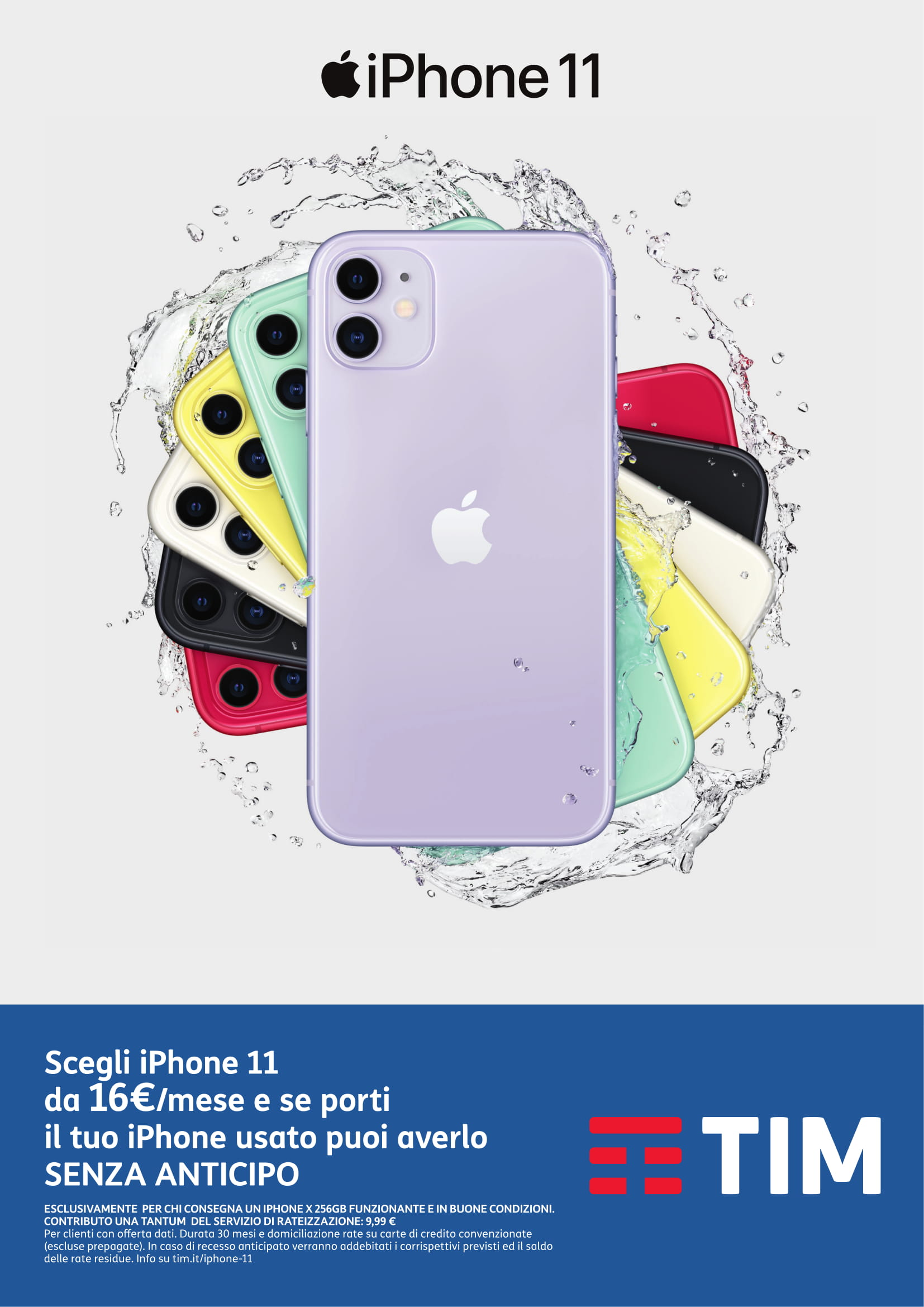 Apple iPhone 11 di Tim